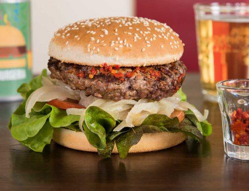 Picca burger