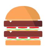 due volte burger png