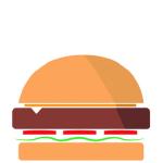 formaggio burger png