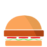 pollo burger png